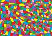 que de couleur