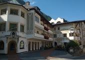 Hôtel à Isgl/Autriche