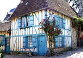 Puzzle maison médiévale picarde