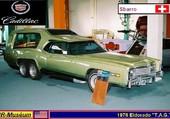 Cadillac TAG Sbarro