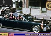 Lincoln X-100 J.F. Kennedy