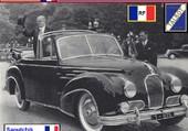 Talbot Présidentielle 1950