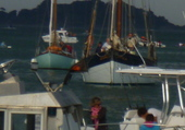 bateau rentrant  a paimpol