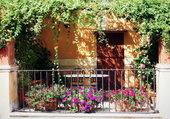Terrasse italienne