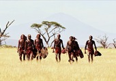Puzzle guerriers Massaï