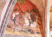 Fresque médiévale