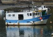 chalutier au port du belon 29