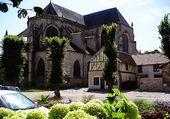 L'EGLISE SAINT-ETIENNE A BAR-sur-SEINE