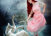 la danseuse et ses oies