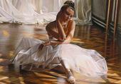 danseuse par Rob Hefferan