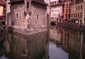 palais de l'ile à Annecy