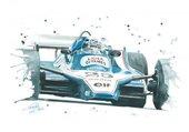 ligier F1 Didier Pironi