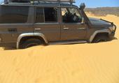 toyota desert