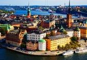Puzzle vue de stockholm