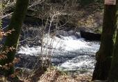 Cascade en Creuse