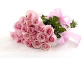 gerbe de roses