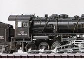 Puzzle locomotive a vapeur