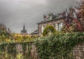 Maison en brique dans la Somme