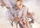 madame papillon pensive