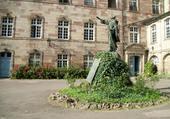 Saint Colomban à Luxeuil