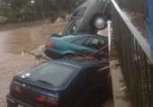 voiture pendant inondation dans 66