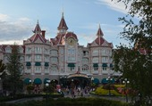 Puzzle Disneyland.Paris.France