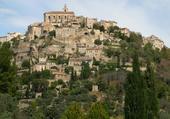 Puzzle village de France:Gordes