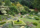 Kerdalo, jardin en Bretagne.