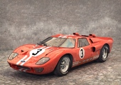Puzzle FORD GT 40