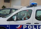 Puzzle noel de la police avec la GMAE
