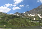 montagne en été
