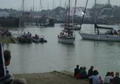 armada de voilier pour le sas