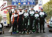 Rallye St Yriex laz Perche podium