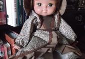 Ma poupée amish
