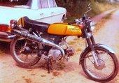 HONDA 50SS