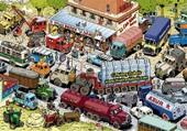 Puzzle Nationale 7