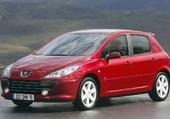 Peugeot 207 rouge