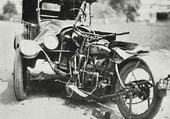accident moto voiture