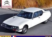 Citroën SM en très bon état