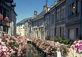 Une rue de Beaugency