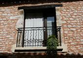 fenêtre à St Christol