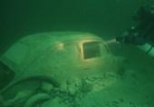Vw sous l'eau