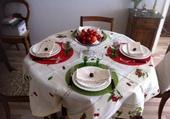 Puzzle Table aux cerises .