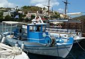 Le petit port de Bali en Crète