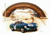 Aston-Martin le Mans des annees 50
