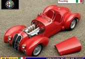 Alfa-Romeo 6C-2500 SS
