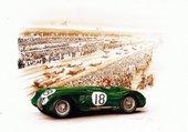 encienne du Mans(anglaise vu sa couleur)