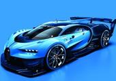 Puzzle Bugatti - Vision Gran Turismo