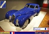 Talbot-Lago T-150 C-SS Pourtout
