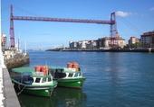 Le pont transbordeur de Biscaye